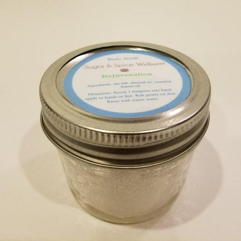 Rejuvenation Sea Salt Body Scrub