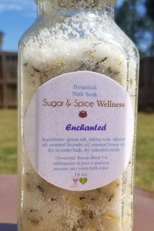 Enchanted Botanical Bath Soak