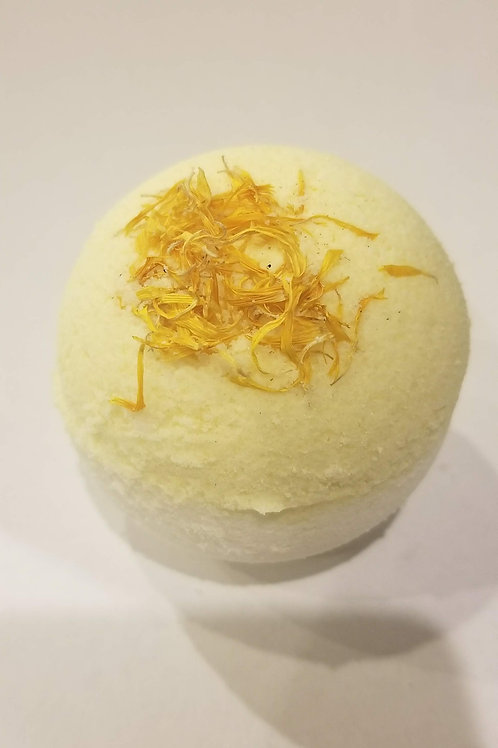 Lemonade Bath Bomb
