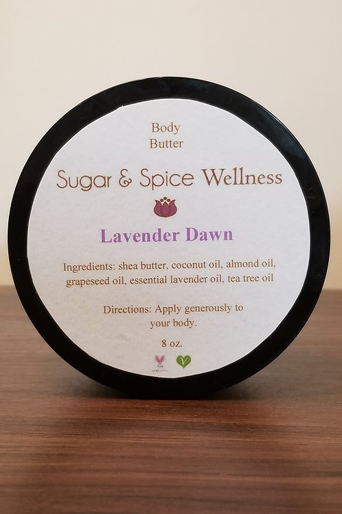 Lavender Dawn Body Butter