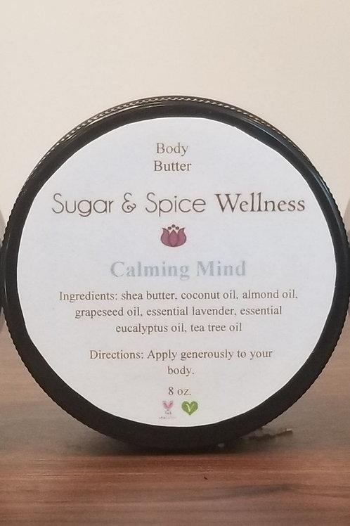 Calming Mind Body Butter