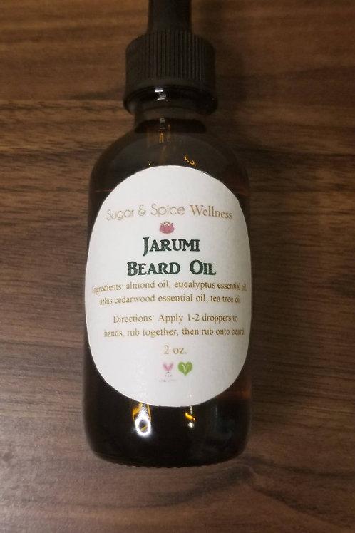 Jarumi Beard Oil