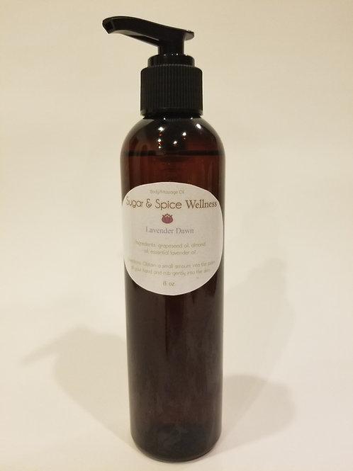 Lavender Dawn Body & Massage Oil