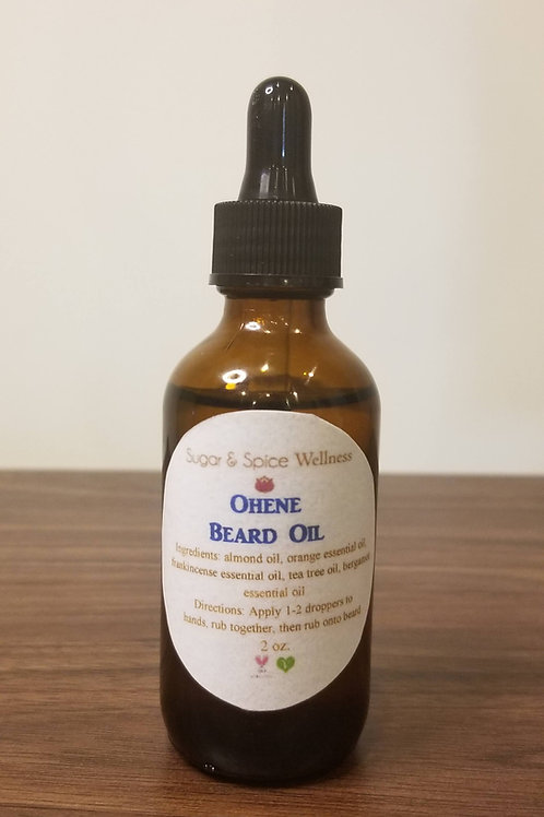 Ohene Beard Oil