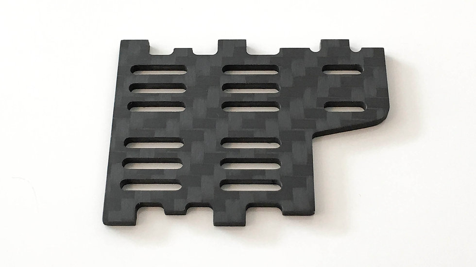 Tail plate PIRAT V1.2
