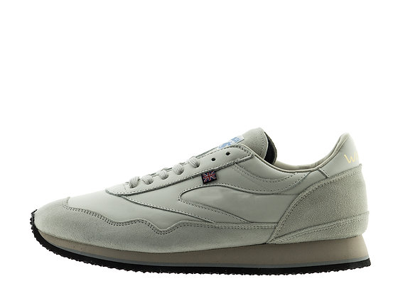 white suede leather norman walsh shoes