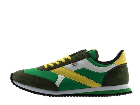 green norman walsh trainers