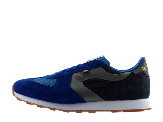 blue norman walsh trainer