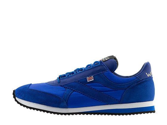 blue norman walsh trainers