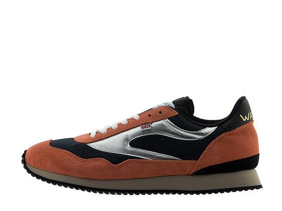 coral navy walsh footwear