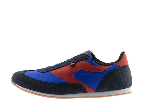 blue red norman walsh trainers