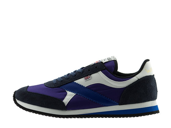 purple norman walsh trainers
