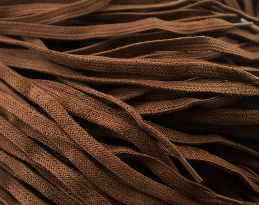 chestnut brown shoe laces