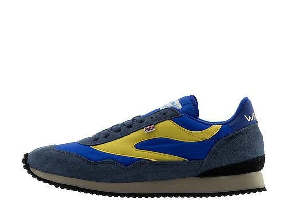 blue yellow walsh footwear