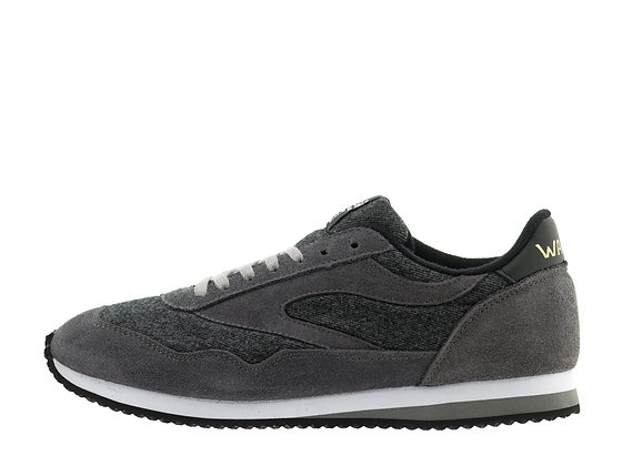 grey cashmere trainers