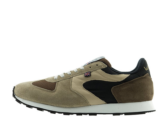 brown tan norman walsh trainers
