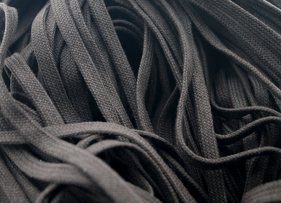 brown Walsh shoe laces