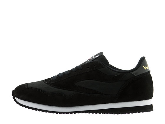 black norman walsh trainers