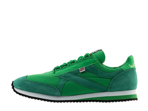 Walsh Green trainers