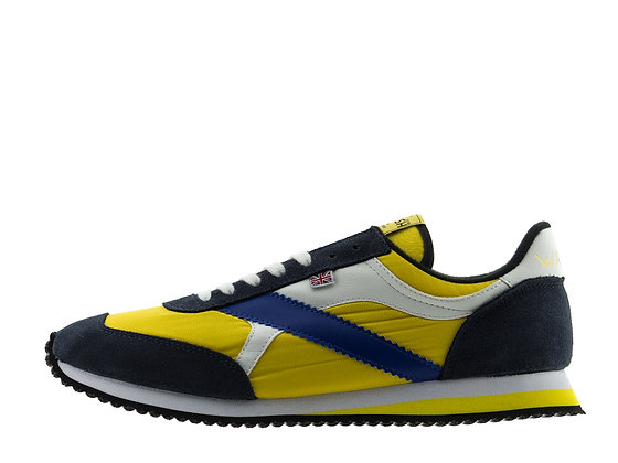 bright yellow trainers