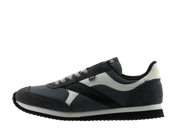norman walsh grey trainers