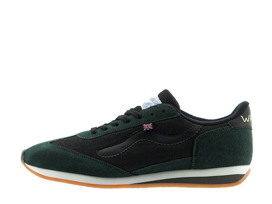 dark green norman walsh trainers