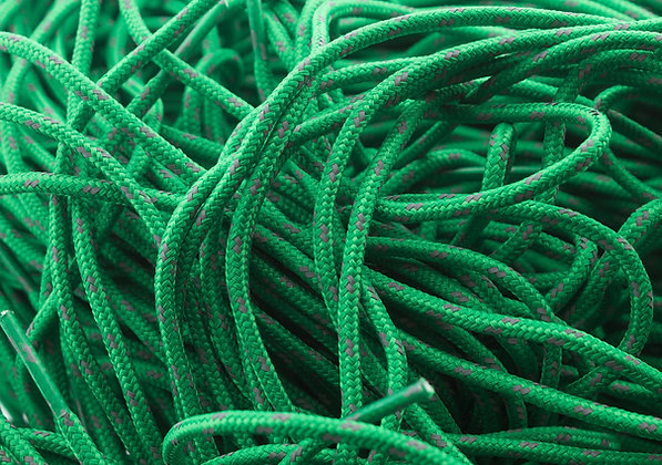 Walsh Green Laces