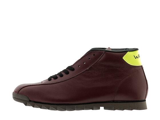Fellsman Boot - Burgundy