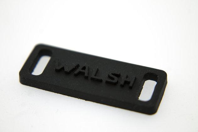 Walsh Rubber Lace Locks