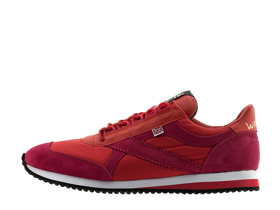 Walsh Red Trainers