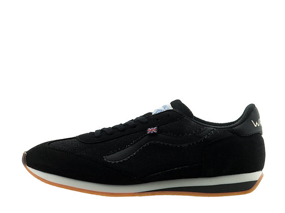 UK Made Black Trainers