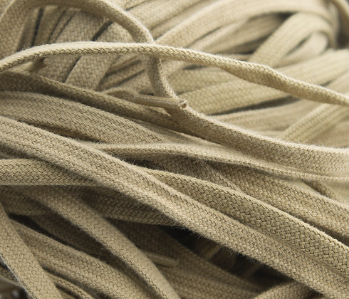 tan coloured shoe laces