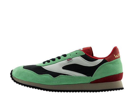 mint green walsh trainers