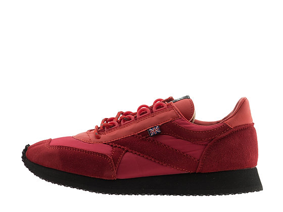 red black trainers norman walsh