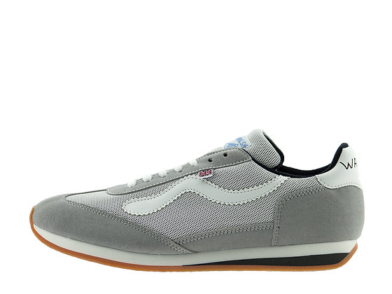 white walsh trainers