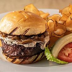 Pat LaFrieda Dry Aged Burger 6oz