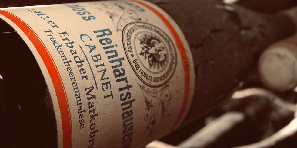 The Ultimate Masterclass - Once in a Lifetime - Four Wines from Four Decades