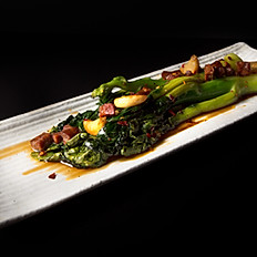 Chinese Broccoli & Iberico Chorizo