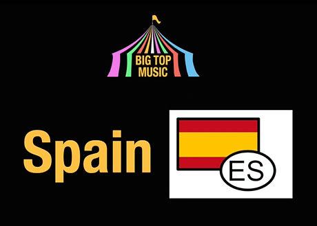 Big Top Music - Spain