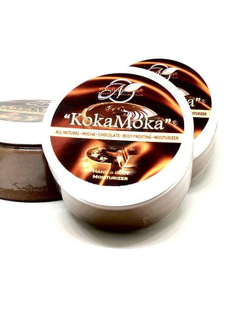KokaMoka® Chocolate Mocha Body Frosting