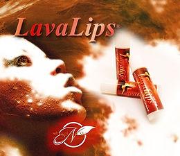 LavaLips® Spicy Cinnamon Lip Balm
