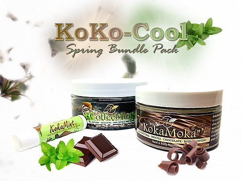 Koko-Cool Spring Bundle Pack