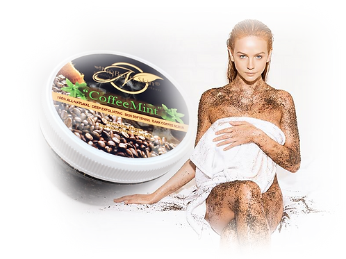 CoffeeMint Body Scrub