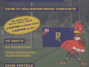 FC KR unterstützen und profitieren