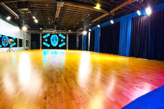 Stage 2 - Main Dance Floor