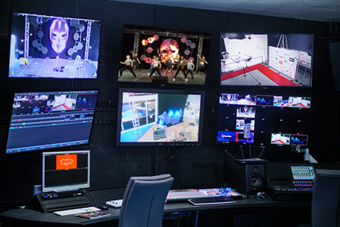 Broadcast Control Room
