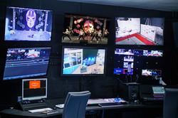 Broadcast Control Room
