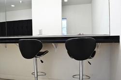 Mirror & Chair Prep Area