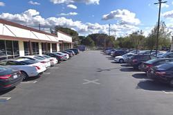 Starwest Studios Parking
