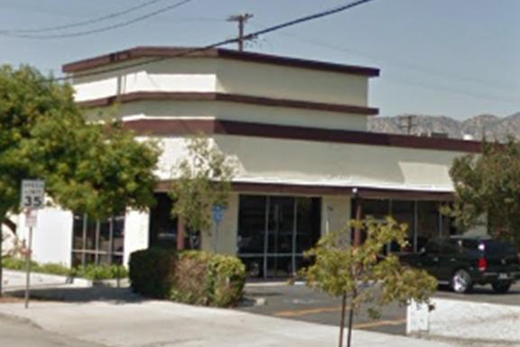 Starwest Studios Entrance